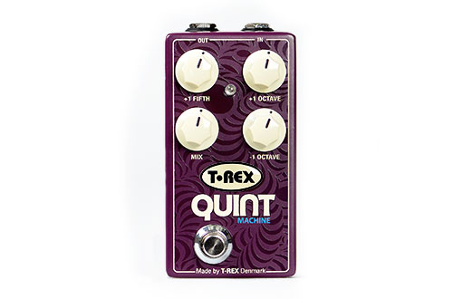 Efekt gitarowy typu octaver T-Rex QUINT MACHINE