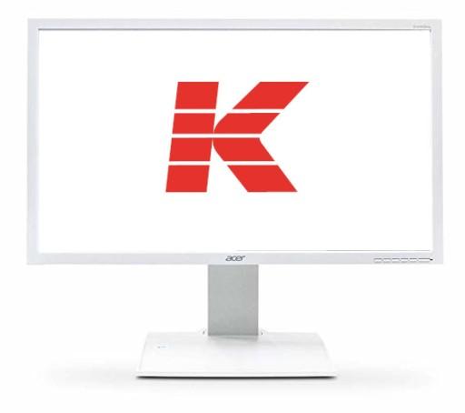 Monitor ACER B243HL |24 CALE| FHD LED| GŁOŚNIKI