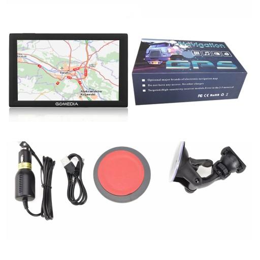 Gps 9 Quot Nawigacja Igo Primo Mapy Eu Tir Truck 7917409397 Sklep Internetowy Agd Rtv Telefony Laptopy Allegro Pl