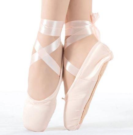 Buty Na Balet Baletowe Baletki Nakladki Na Palce 9470921302 Allegro Pl