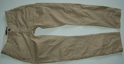 9L53 spodnie NOWE chinos ZARA MAN 38 pas 74 10601418199 Odzież Męska Spodnie ZK MSLVZK-2