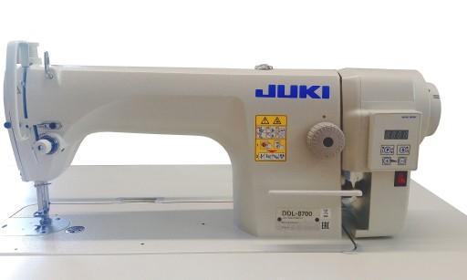 Stebnowka Przemyslowa Maszyna Juki Ddl 8700 Dd New 8284542725 Allegro Pl