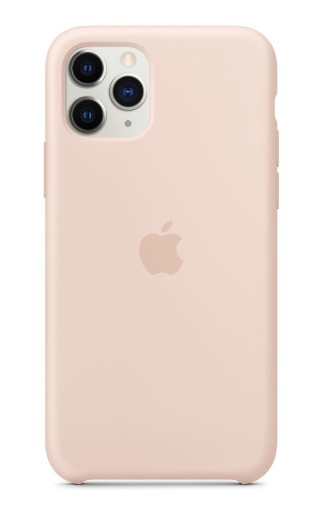 Silikonowe Etui Case Apple Iphone Do 11 Pink Sand 8522164215 Sklep Internetowy Agd Rtv Telefony Laptopy Allegro Pl