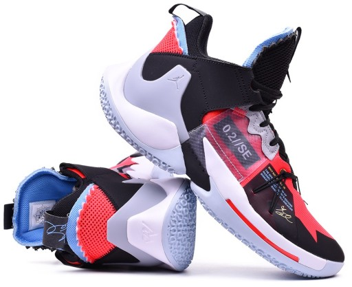 Buty Męskie Nike Air Jordan Why Not Zero 600 43