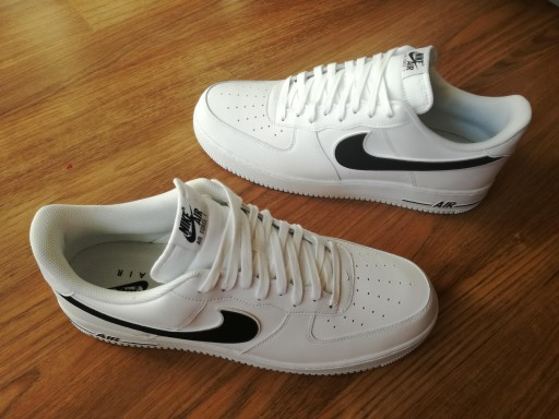 Nike Air Force 1 Low białe Sneakersy r. 52,5