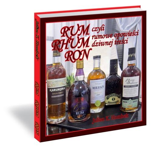 Książka pt. Rum Rhum Ron