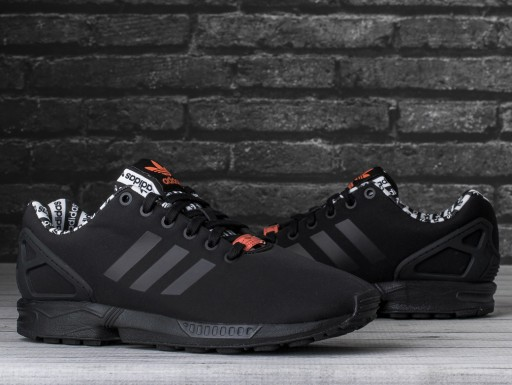 Oryginalne Buty Adidas ZX Flux czarne rozm.44 23 Warszawa