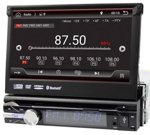 Nawigacja Radio Samochodowe 1din Android Ips Gps 9564686439 Sklep Internetowy Agd Rtv Telefony Laptopy Allegro Pl