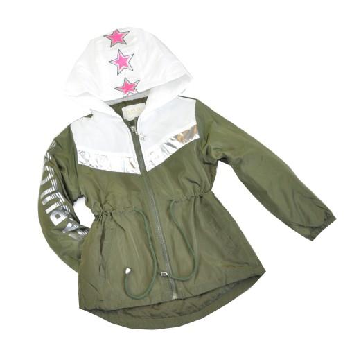 kurtka wiosenna dziewczeca 116