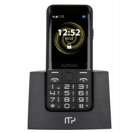 MyPhone Halo Q+ 2,8'' 3G 2MPx TELEFON DLA SENIORA