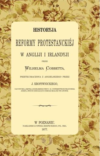 Historia Reformy Protestanckiej