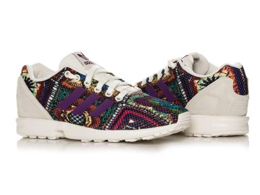 Damskie Buty damskie adidas ORIGINALS ZX FLUX W S76593