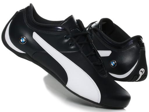 brak podatku od sprzedaży buty do biegania najlepsza moda Buty męskie Puma BMW Ms Future Cat 305987-01 r.41