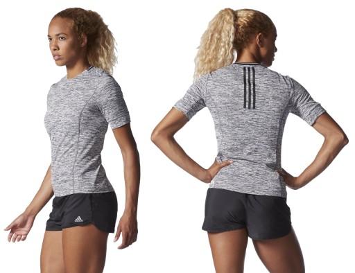 Adidas SuperNova SS koszulka biegowa damska - XS/S