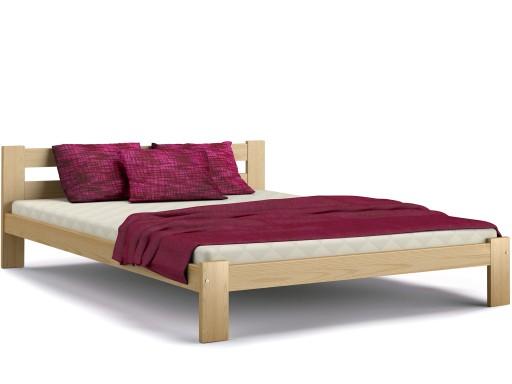 łóżko Arizona 180x200 Stelaż Materac Sypialnia