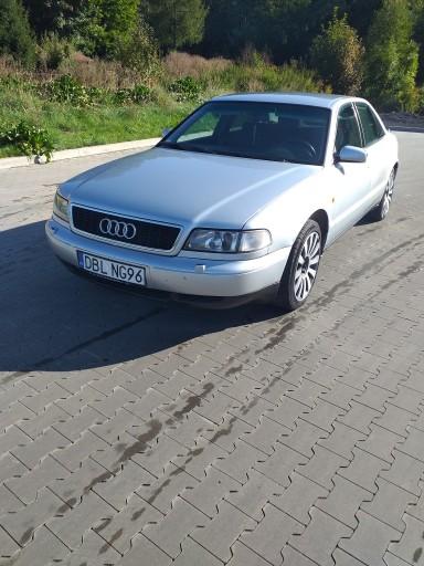 Audi A8 D2 Sedan 2.5 TDI 150KM 1998