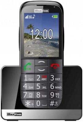 Telefon Komorkowy Dla Seniora Maxcom Mm721 3g 7904915741 Sklep Internetowy Agd Rtv Telefony Laptopy Allegro Pl
