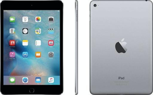 APPLE iPad Mini 4 64GB WiFi Space Gray iOS13