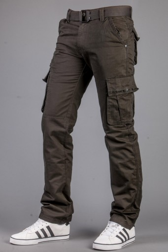 Spodnie roboczę ocieplane polarem rozm. 38 iteno 10003391360 Odzież Męska Spodnie CM FKNICM-9