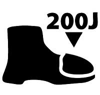 Buty robocze ochronne skórzane podnosek r. 43 8731138457
