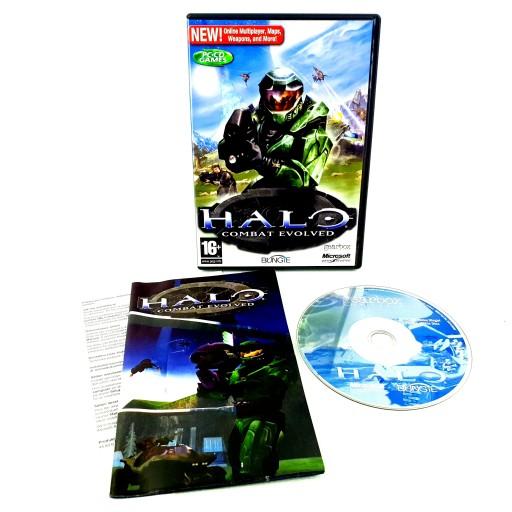 Halo 1 I Combat Evolved Premierowe Wydanie Pc Stan Uzywany 8798698692 Allegro Pl