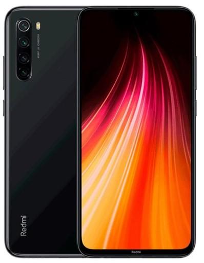 XIAOMI REDMI NOTE 8 4/128GB CZARNY BLACK DUAL LTE