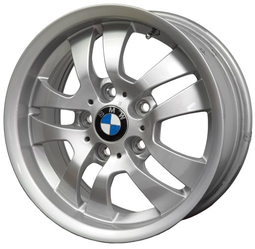 LENGVOJO LYDINIO RATLANKIAI BMW 16 5X120 F30 F32 E90 E92 6775593
