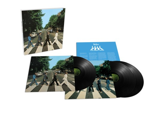 The Beatles Abbey Road 50th Anniversary Ed 3lp 8479444286 Allegro Pl