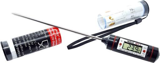 TERMOMETR KUCHENNY SONDA GRILL UNIWERSALNY LCD DT1