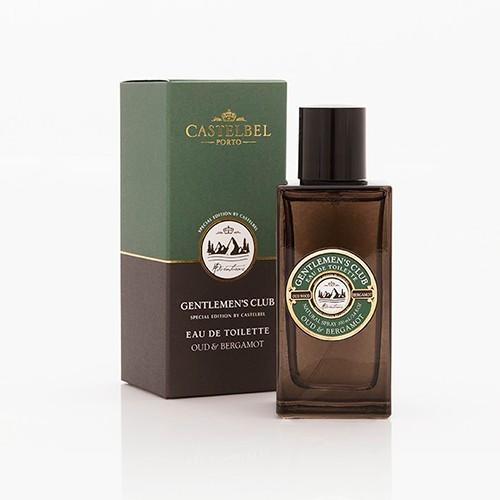 castelbel gentlemen's club - oud & bergamot
