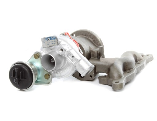 TURBINA SMART FORTWO CABRIO 450 0.8 CDI 41 KW
