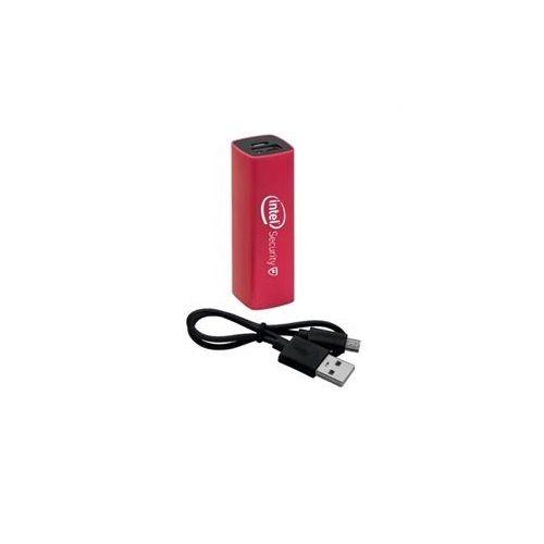 Powerbank Intel 2200mah Nowy Niebieski Czerwony 8496036567 Sklep Internetowy Agd Rtv Telefony Laptopy Allegro Pl