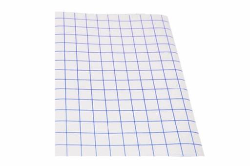 NAPRASOWANKI papier transferowy do nadruków biel