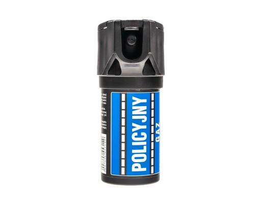 Gaz pieprzowy Policyjny 50 ml strumień