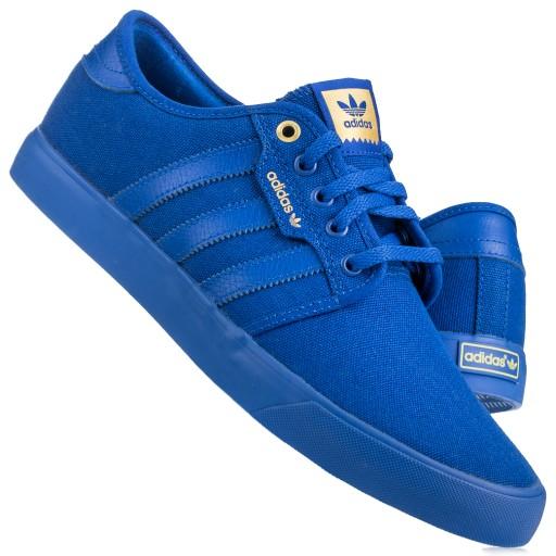Buty trampki męskie Adidas Seeley Originals B27347