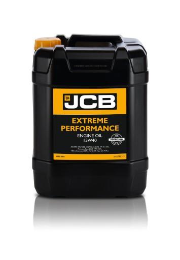 OIL JCB ORIGINAL 15W40 ENGINE 20l, NH CAT