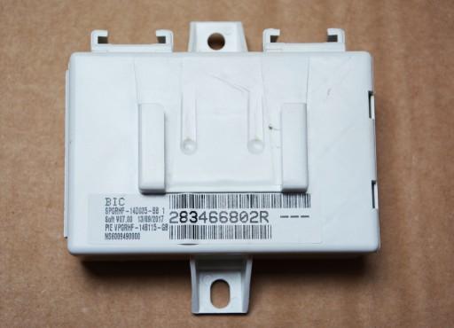 283466802R SMART 453 III BLOKAS VALDIKLIS NAVIGACIJA GPS MULTIMEDIJA