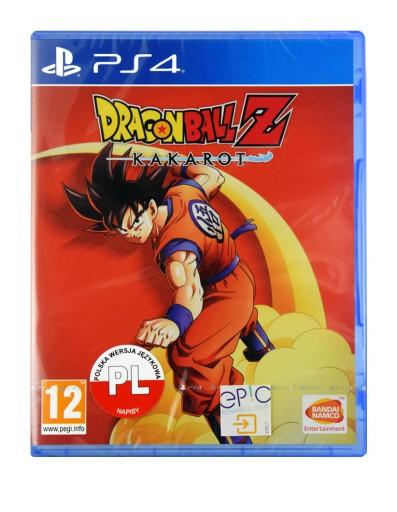 DRAGON BALL Z: KAKAROT / GRA PLAYSTATION 4 / PS4
