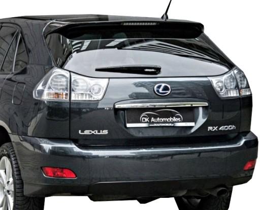 Lexus Rx 300 350 400 Rx400 Tyl Z Dachem 03 09r Starogard Gdanski Allegro Pl
