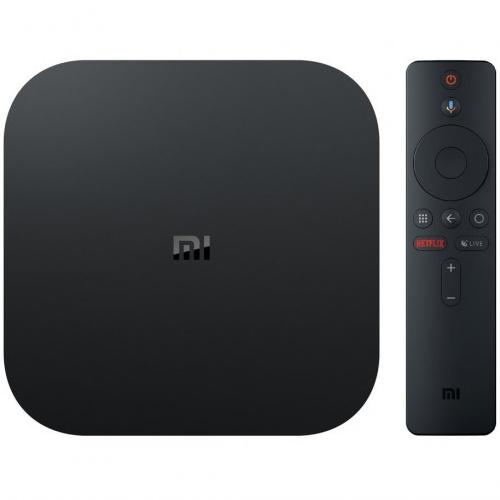 XIAOMI MI BOX S 4K SMART TV HDR ANDROID 8.1 PL