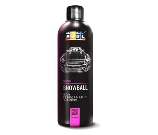 ADBL Snowball Shampoo 5L SZAMPON wiśniowy neutr pH