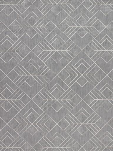 Dywan Sznurkowy Balta 120x170 Geometryczny Szary