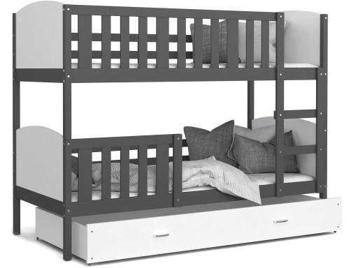 łóżko Piętrowe Dla Dzieci Tami Color