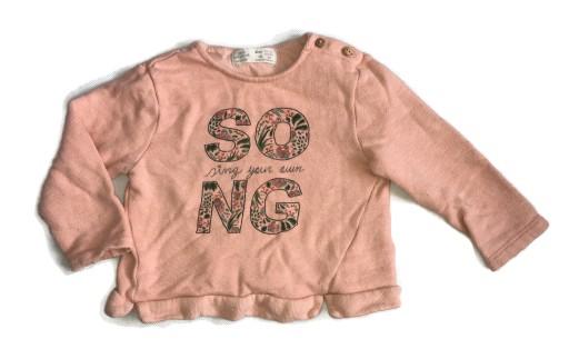 Sweterek Zara baby Girl 12-18 mc 80-86