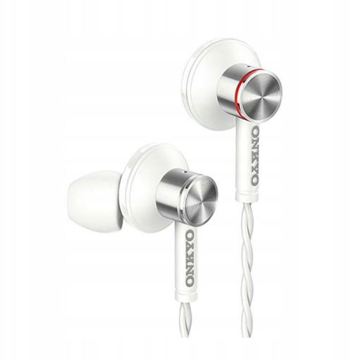 słuchawki Onkyo Hi Res E600M