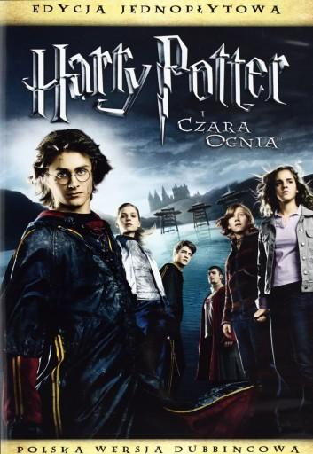 Harry Potter Czara Ognia Pl Dubbing 7926258102 Allegro Pl
