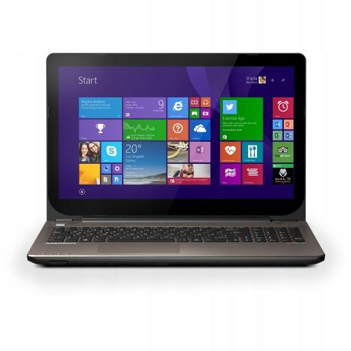 Laptop Celeron 3215U 4GB 500GB W10 DOTYK + GRATIS