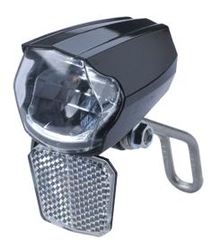 Lampa Jt L258 Dynamo W Piaście Podtrzymanie Led