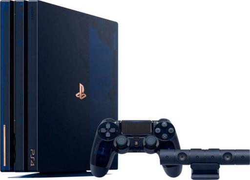 Playstation 4 Pro 500 Million limited Edition 2TB