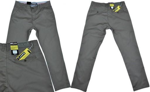Spodnie męskie wizytowe Savil V40-3 82 cm 32/32